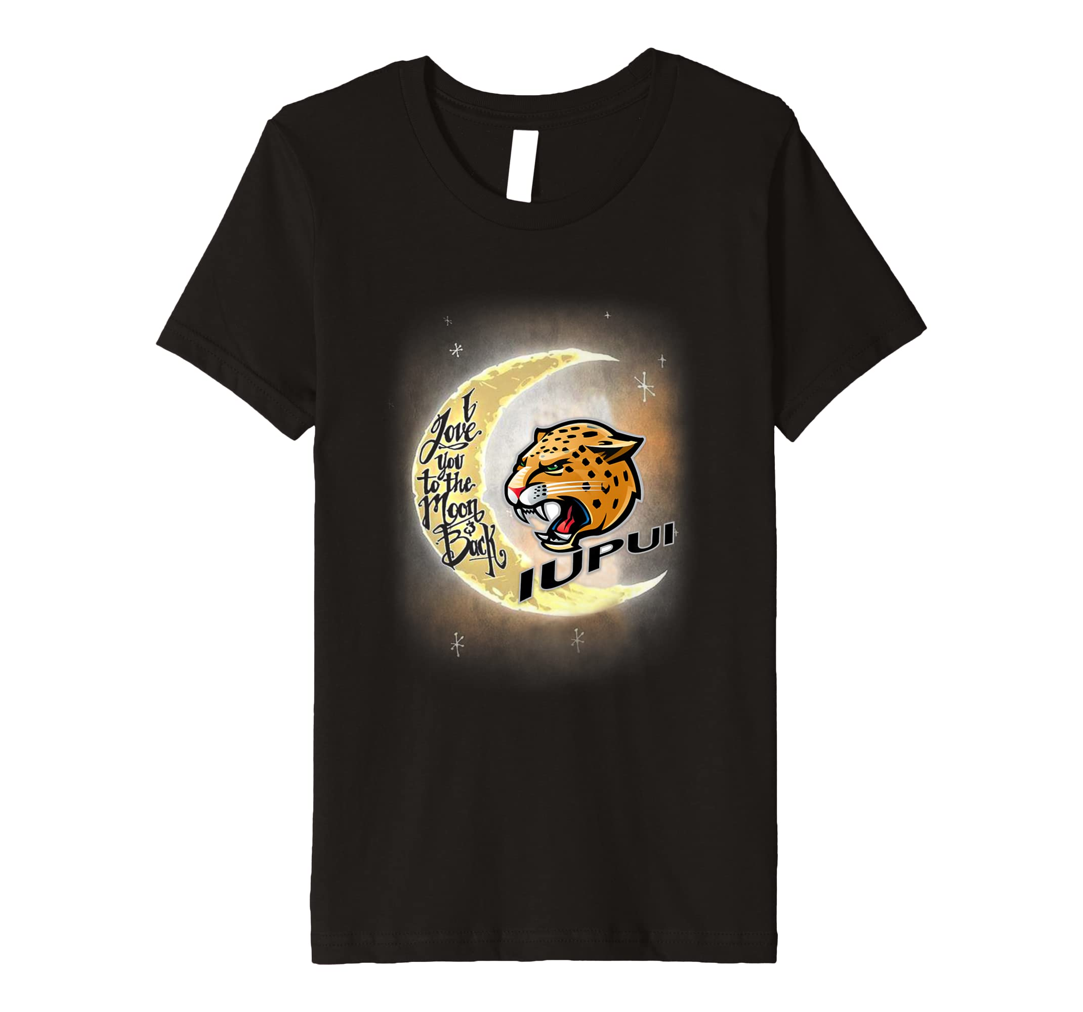 finest selection 99518 7bb9d Amazon.com: IUPUI Jaguars Limited Edition! T-Shirt: Clothing