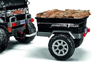Peg Perego Adventure Trailer Ride On, Black