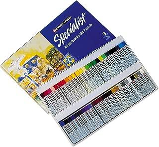 Sakura ESP50 50-Piece Cray-Pas Specialist Assorted Colors Oil Pastel Set