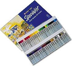 Sakura ESP12 12-Piece Cray-Pas Specialist Assorted Colors Oil Pastel Set, Assorted, 50 Color Set