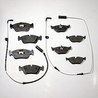 Bremsklötze/Bremsbeläge/Bremsen + Warnkabel vorne + hinten