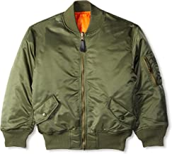 Alpha Industries Boys' MA-1 Bomber Jacket