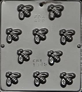 Candy Molds N More Bee Bite Size Chocolate Candy Mold 1345