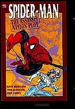 Amazing Spider-Man: The Assassin Nation Plot-Roger Stern-TPB-trade