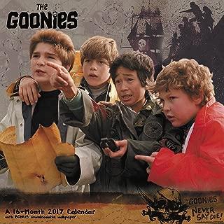 The Goonies Wall Calendar (2017)
