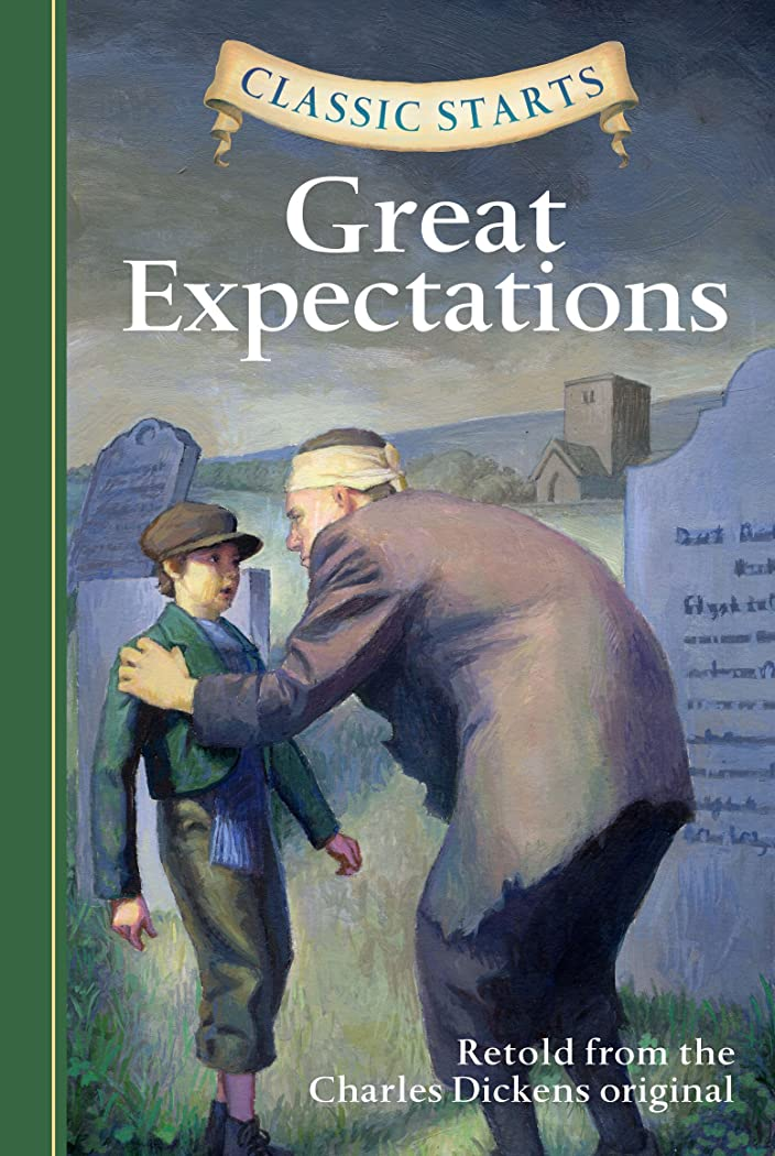 Classic Starts?: Great Expectations (Classic Starts? Series) (English Edition)