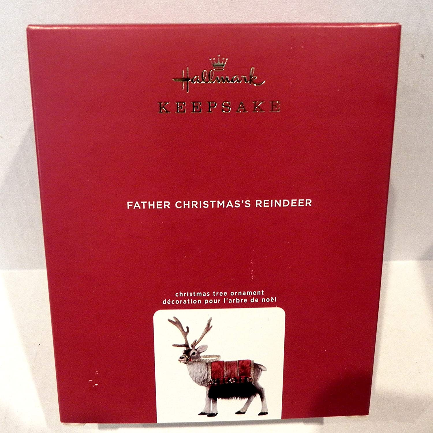 Hallmark 2020 Disney Father Limited Christmas's Reindeer Edition National Import products