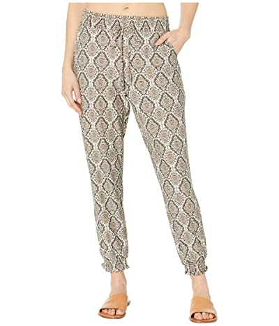 Tommy Bahama Desert Python Jogger Pants Cover-Up (Caffe) Women