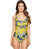FUZZI - One-Piece Batic Swimsuit
