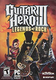 Guitar Hero III: Legends Of Rock - PC