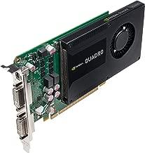 NVIDIA Quadro K2000D 2GB GDDR5 Graphics card (PNY Part #: VCQK2000D-PB)