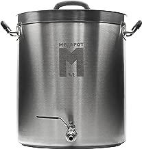10 gallon megapot brew kettles