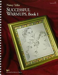 Successful Warmups Book 1 Conductor's Edition