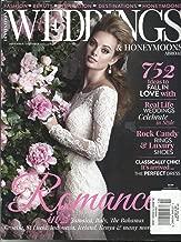DESTINATION WEDDINGS & HONEYMOONS ABROAD MAGAZINE, NOVEMBER/DECEMBER, 2017 PRINTED IN UK