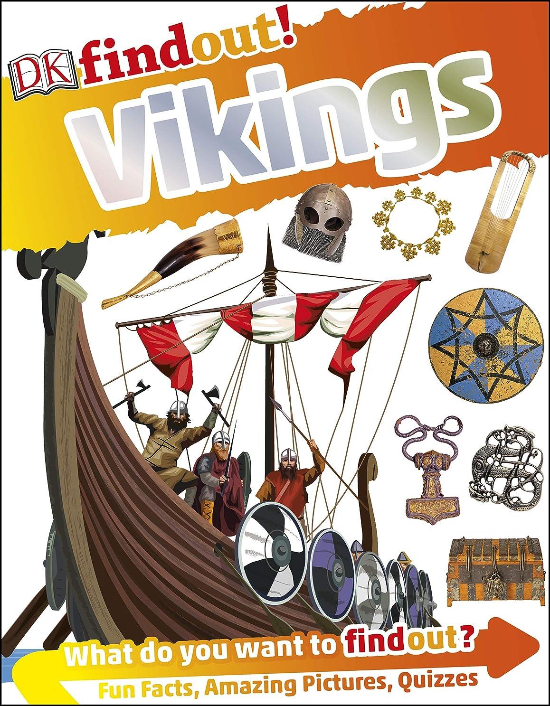 DKfindout! Vikings (English Edition)