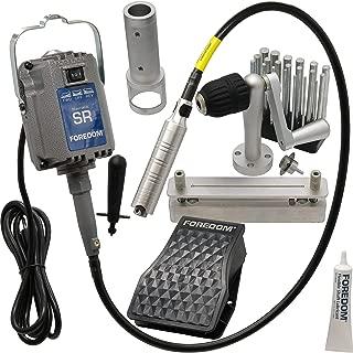 Foredom K.8301-307 SR Motor Kit and Pepetools JRM2 Jump Ring Maker 2