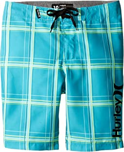 Hurley Kids Puerto Rico Boardshorts (Big Kids)