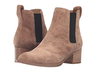 rag & bone Walker Boot (Camel Suede) Women