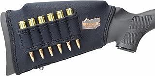 Beartooth Comb Raising Kit 2.0 - Premium Neoprene Gun Stock Cover + (5) Hi-Density Foam Inserts - Rifle Model - Made in USA