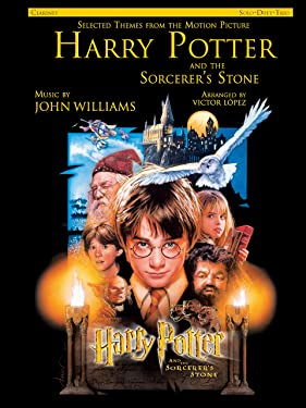 Selected Themes from the Motion Picture Harry Potter and the Sorcerer's Stone (Solo, Duet, Trio): Clarinet (Instrumental Series)