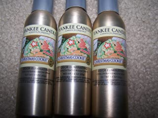 Yankee Candle Christmas Cookie Concentrated Room Spray, Festive Scent