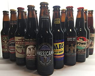 (Mix Case) Premium Root Beer Variety Orca Choice 12 Pack