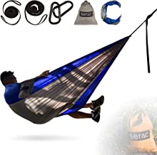 camping hammock suspension system