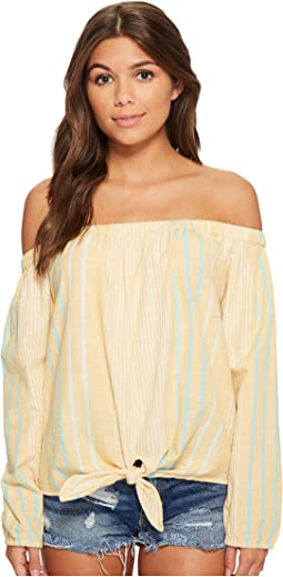 Roxy - Crossing Stripes Top