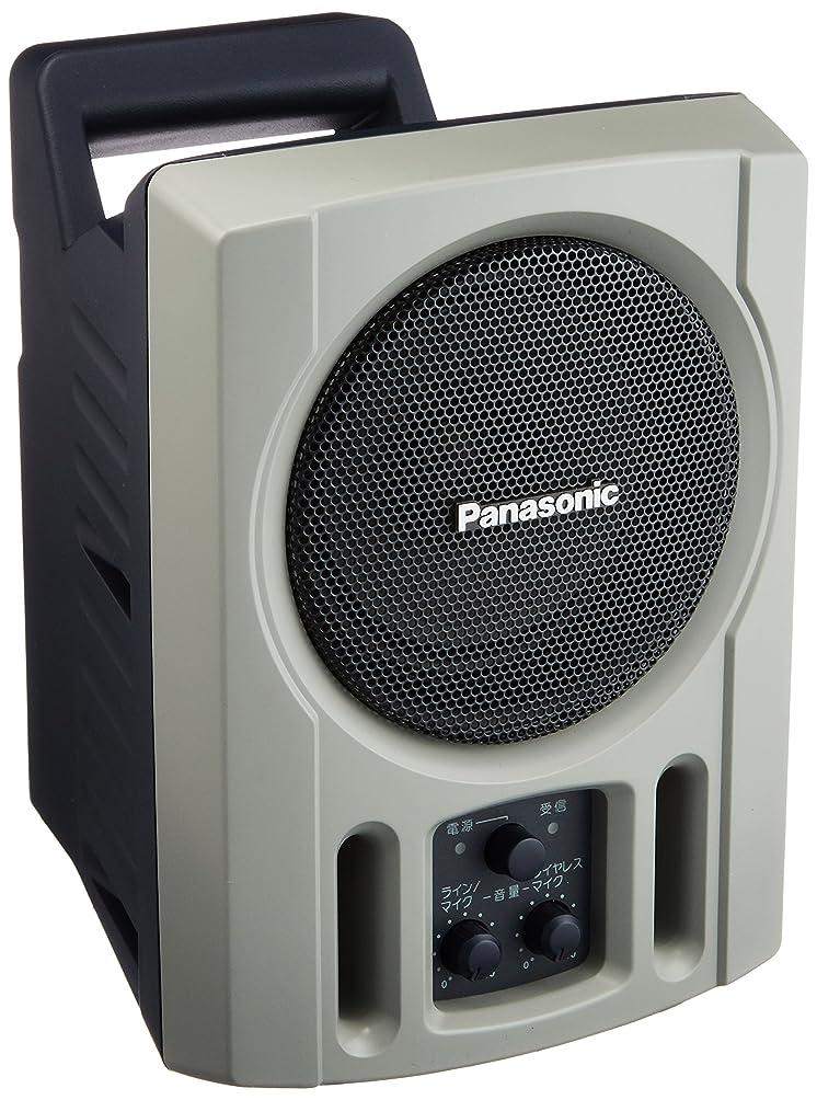 ジュニアリスナーキャップパナソニック 800 MHz帯ワイヤレスパワードスピーカー WS-X66A