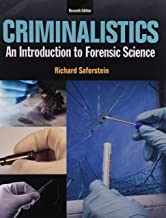 Criminalistics: An Introduction to Forensic Science, Student Value Edition Plus MyLab Criminal Justice with Pearson eText -- Access Card Package (11th Edition)