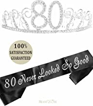 Best 80th birthday ideas for women Reviews
