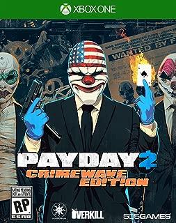 Payday 2 Crimewave - Xbox One