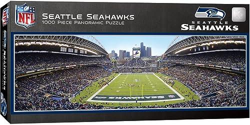 venta Obras maestras NFL estadio estadio estadio panorámica Jigsaw Puzzle, 1000  barato en línea