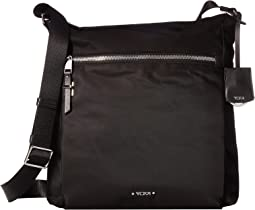 530b14faf5d12 Tumi voyageur brussels expandable cross body black + FREE SHIPPING ...