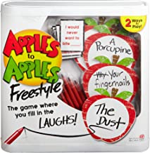 Mattel Games Apples to Apples Freestyle Game