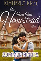 Summer Nights At The Homestead Inn: While He Was Sleeping (Billionaires In Hiding Family Romance Series Book 2) Kindle Edition