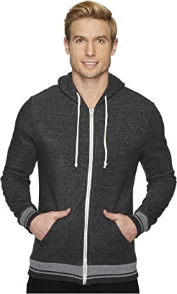 Eco Fleece Ivy League Rocky Hoodie