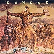 kansas album cover