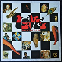 Love - Revisited - Vintage Album Cover Poster