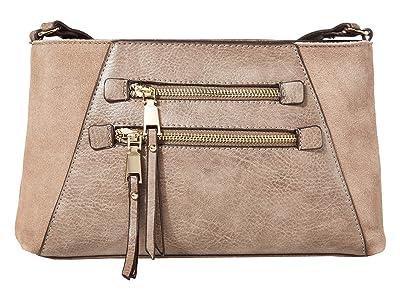 SOLE / SOCIETY Chele Crossbody (Mushroom) Handbags