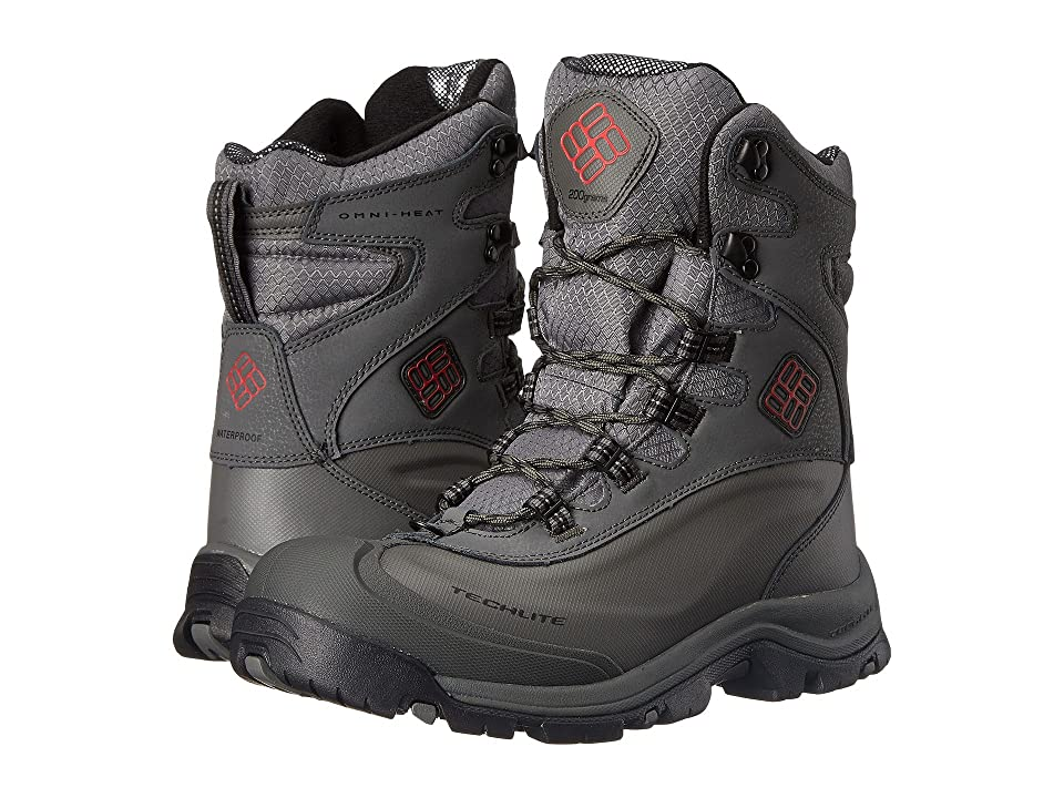 Columbia Bugaboottm Plus III Omni-Heattm (Charcoal/Bright Red) Men