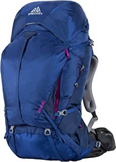 Gregory Mountain Products Deva 60 Liter Women's Backpack, Charcoal Grey, Extra Small