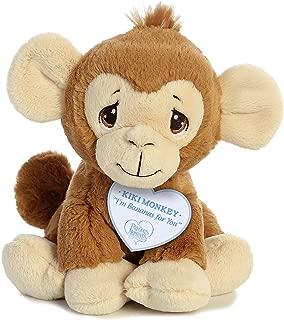 Aurora World Precious Moments Toy Kiki Monkey Plush