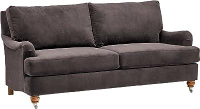 Enjoyable Amazon Com Divano Roma Furniture Classic And Traditional Home Interior And Landscaping Ologienasavecom