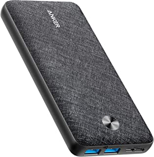 Anker Portable Charger, PowerCore Essential 20000mAh Power Bank with PowerIQ Technology and USB-C (Input Only), High-Capac...