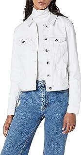 Vero Moda Vmhot SOYA LS Denim Jacket Mix Noos Chaqueta para