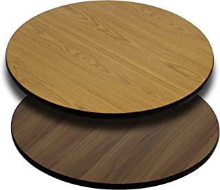 Best round walnut table top Reviews
