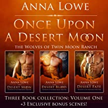 Once Upon a Desert Moon: Three Book Collection, Volume 1
