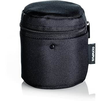 Olympus Barrel Style Lens Case - Small (Black)
