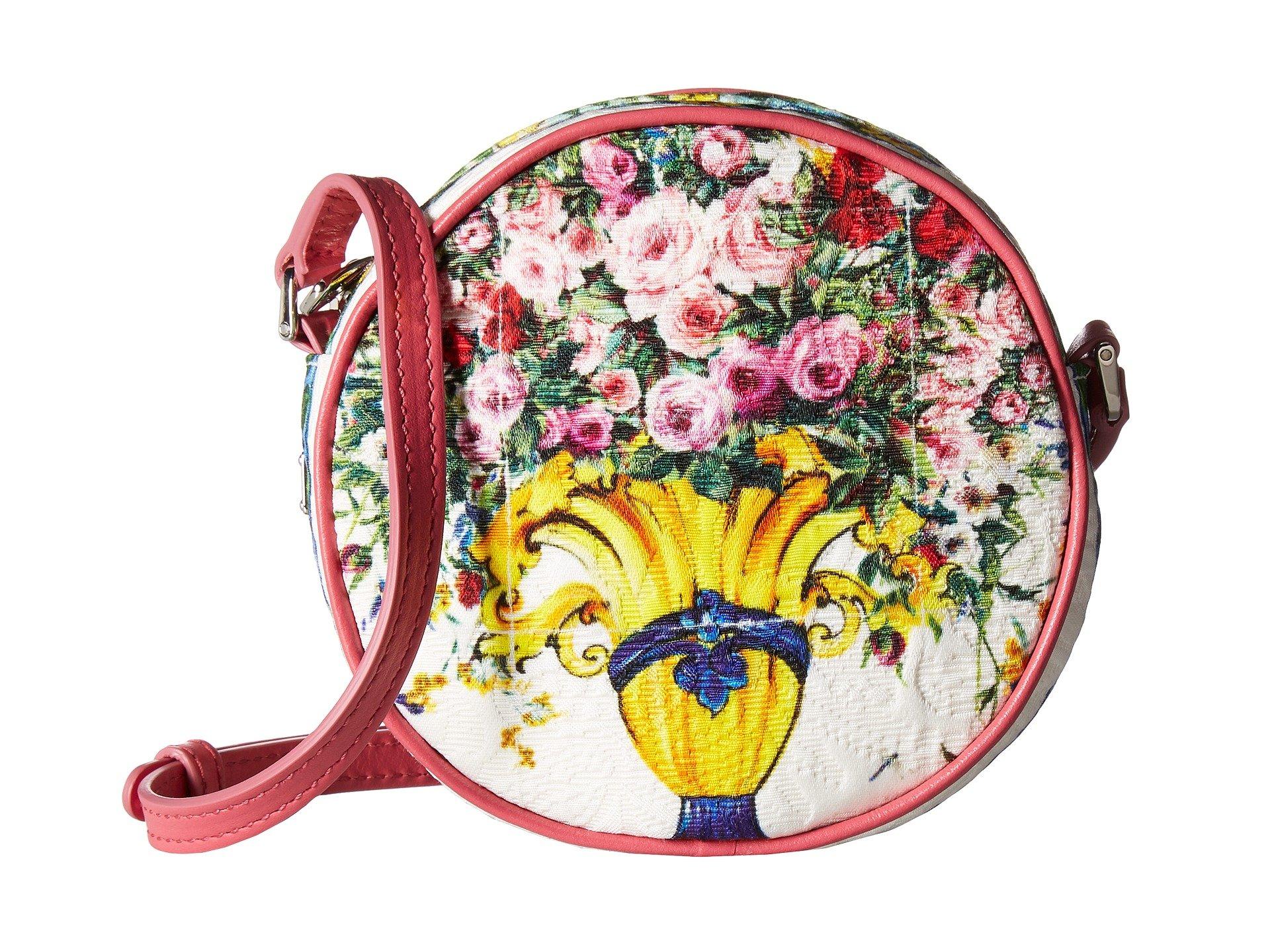 Bolso Cruzado para Mujer Dolce and Gabbana Kids Caltagirone Handbag (Toddler/Little Kids/Big Kids)  + Dolce & Gabbana en VeoyCompro.net